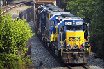 CSX Chief Just Put His 'Foote' in Mouth