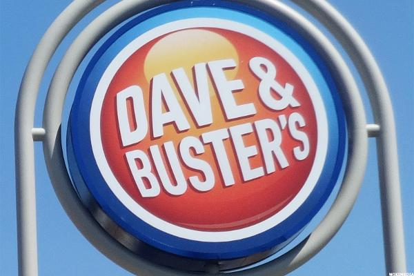 PLAY a Dave & Buster's Rally