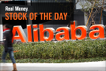 Alibaba Yet to Retest October Lows, So Watch for Which Way It Goes