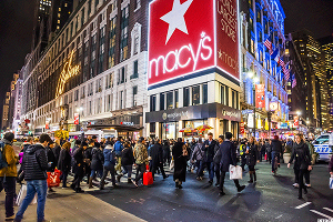 Surprise! Macy's Reports Earnings Beat as It Reportedly Mulls Takeover Offer