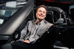 Tesla Stock Is Catching Fire