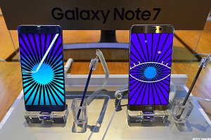 Samsung to Lose More Than $5 Billion From Galaxy Note 7 Recall -- Tech Roundup