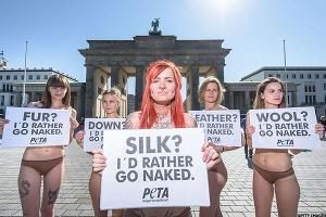 Why PETA Buys Stock in Companies it Protests