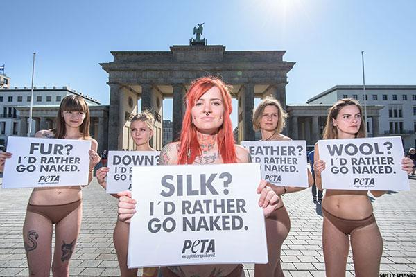 PETA Has History Of Insulting Ads