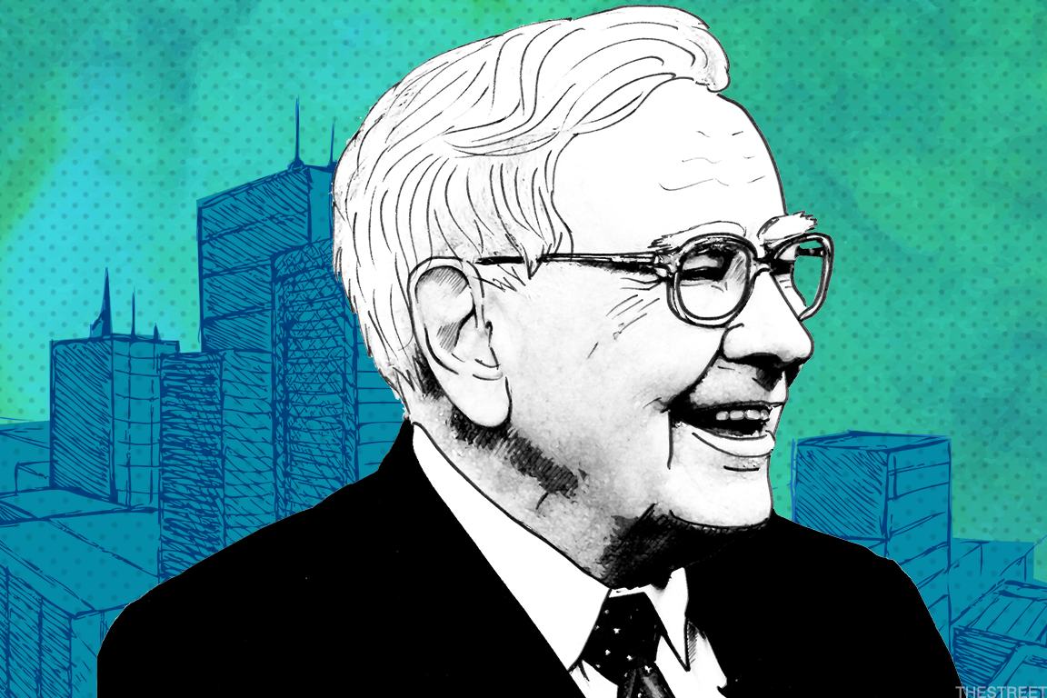 Buffett is wading into tech.