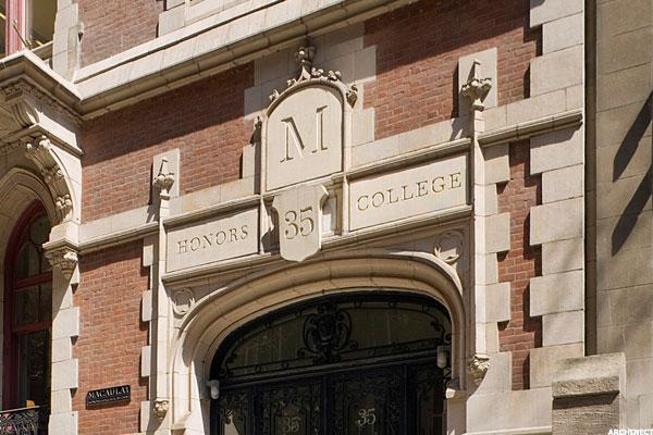 Macaulay Honors College at City University of New York