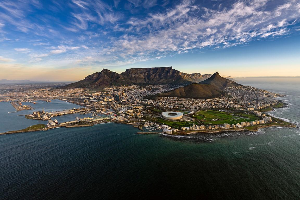 South Africa. (Photo: Shutterstock)