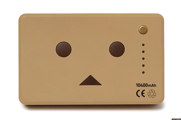 16. Yotsubato Danboard Cheero Power Plus Battery Charger