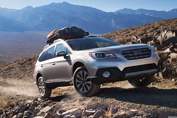 Subaru Eyes Increased U.S. Market Share After Posting Record June Sales