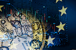 European Stocks Gain on Solid Earnings, Senate Budget Agreement