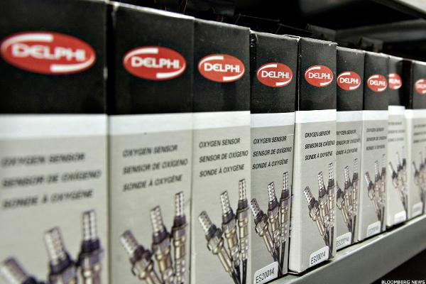 Delphi Automotive Stock Soaring on Powertrain Business Spinoff