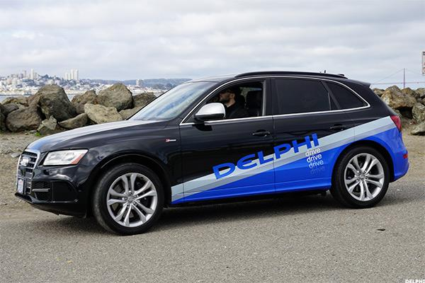 Singapore Selects Delphi Automotive to Demonstrate Urban Driverless Technology