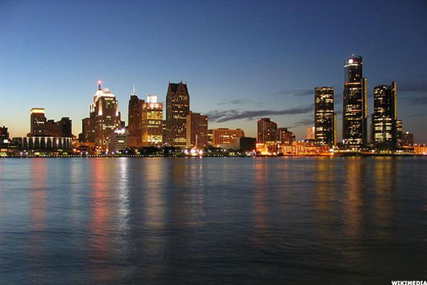 1. Detroit, Michigan