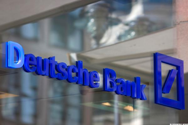 Deutsche Bank Faces Possible $60 Million Derivative Loss