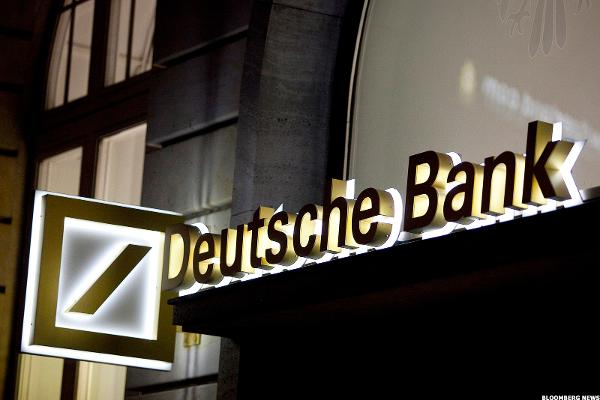 Analyst Weighs in on Deutsche Bank (DB) Prior to Next Week's Earnings