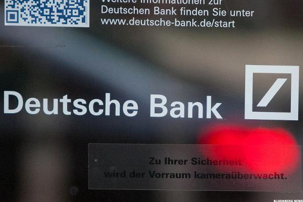 Deutsche Bank (DB) Stock Slumping on $14 Billion Fine
