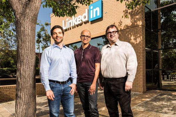 6 Investments That Traders Like: Microsoft, LinkedIn, Apple and More