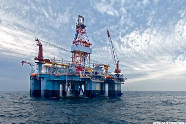 Diamond Offshore Drilling (DO) Stock Closes Up on Solid Q1 Results