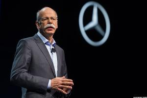 Daimler Powers Ahead With Strong Mercedes Sales