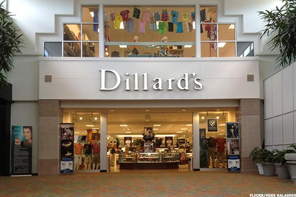 Why Dillard's (DDS) Stock Closed Up Today