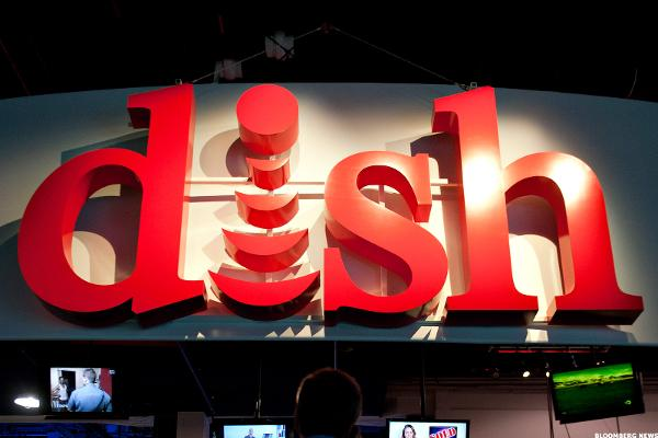Dish Network Stock Rising on Amazon Deal Talks