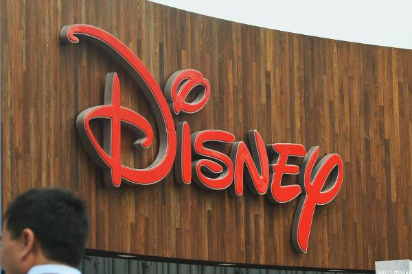 Disney's Earnings, Plans to Bolster Its Online Presence Propel Stock Higher