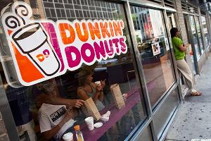Dunkin' Brands (DNKN) Stock Rises, Hires Former McDonald's Executive Hoffmann