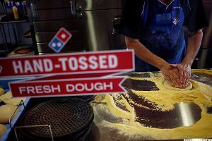 Domino's CEO Shares the Super-Simple Ingredients Behind Mouthwatering Quarter