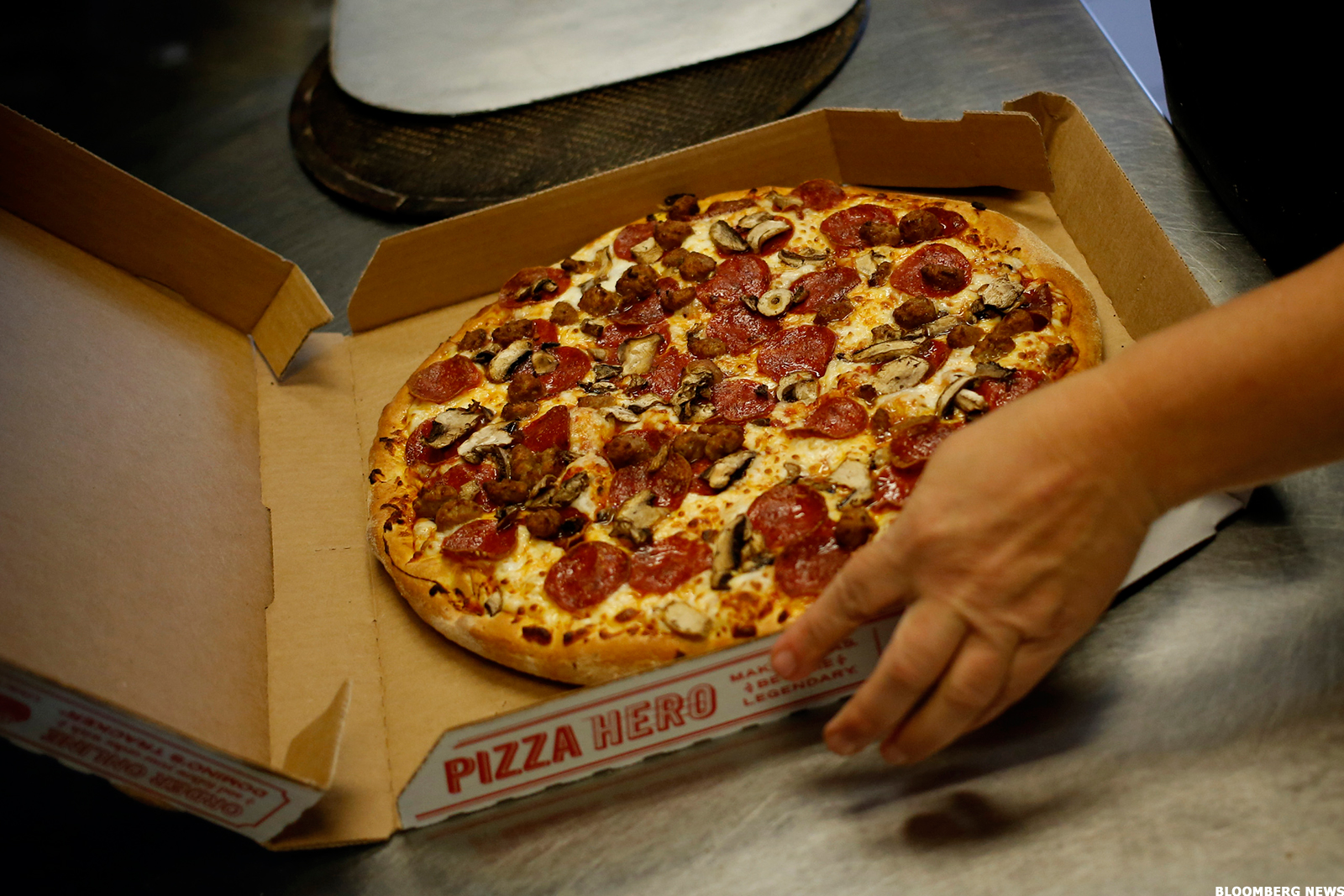 Domino 39 s pizza dpz stock rising after q2 earnings beat for Domino pizza