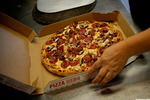 Domino's: Grab a Slice When It Cools Off