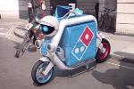 Domino's to Experiment With Robot Deliveries in Germany