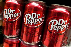 Why Dr Pepper Snapple (DPS) Stock Is Falling Today
