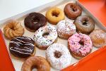 Krispy Kreme, Dunkin' Donuts Giving Away Free Doughnuts on Friday