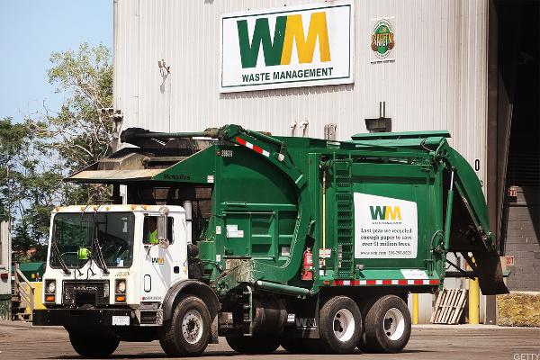 Time for a Waste Management Pick-Up?