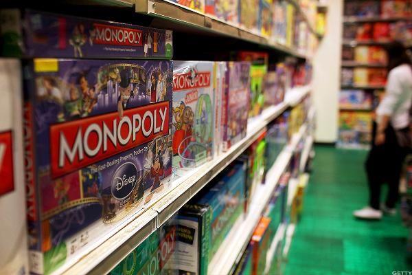 Hasbro To Trim Workforce After Revenue Slides On Toys R Us