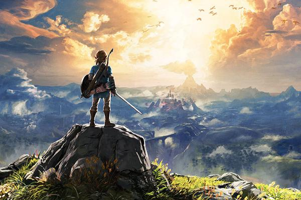 14. The Legend of Zelda: Breath of the Wild (NS)