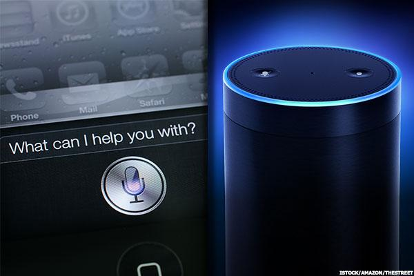 Amazon, Google and Apple Raise the Roof in Battle to Command the Smart Home