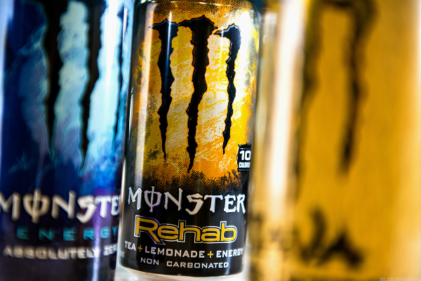 Monster Beverage Stock Is Breaking Out Today