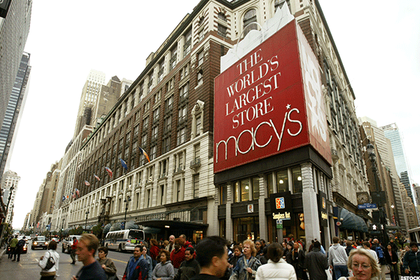 Macy's Is Becoming America's Flea Market in Amazon Fight