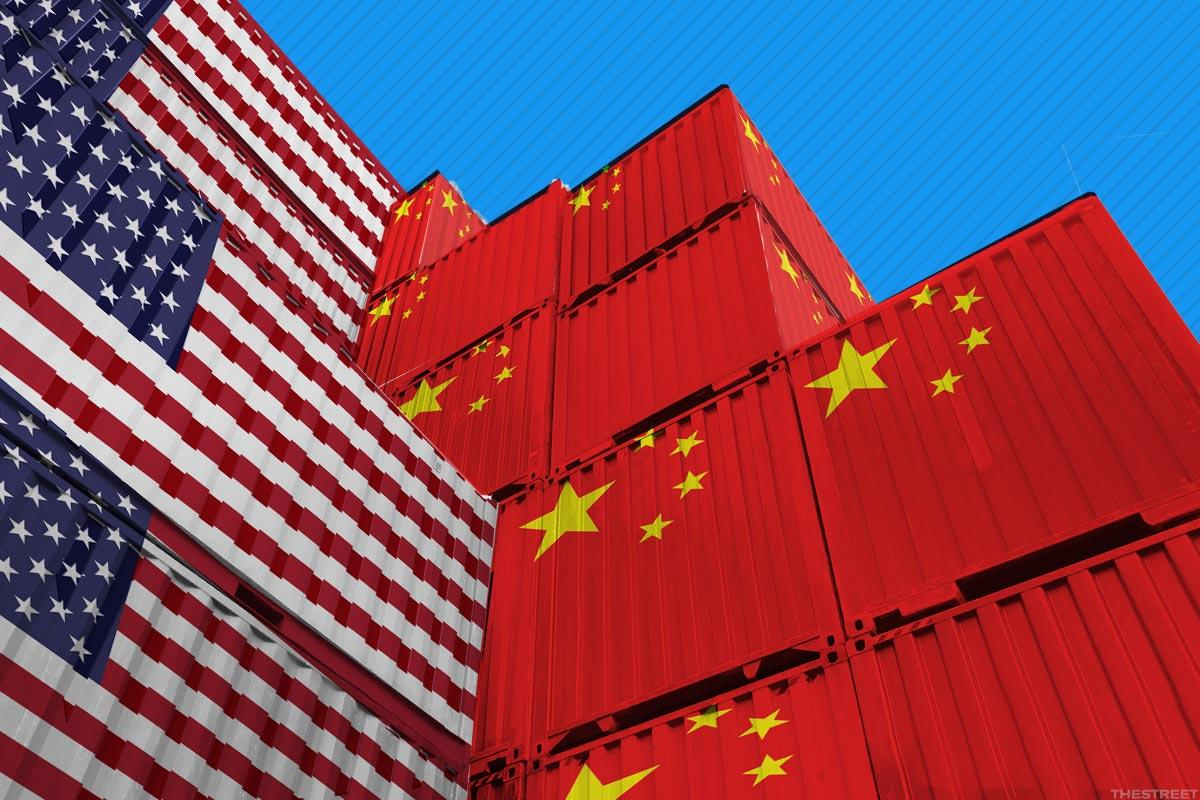 China-US Trade Surplus Eases as Trump Tariffs Bite, But Weaker Yuan Softens Blow - TheStreet