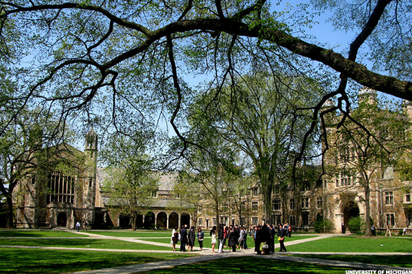 Michigan: University of Michigan, Ann Arbor