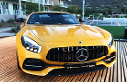Mercedes-Benz Has a Top Executive Blowing Minds With His Instagram Photos