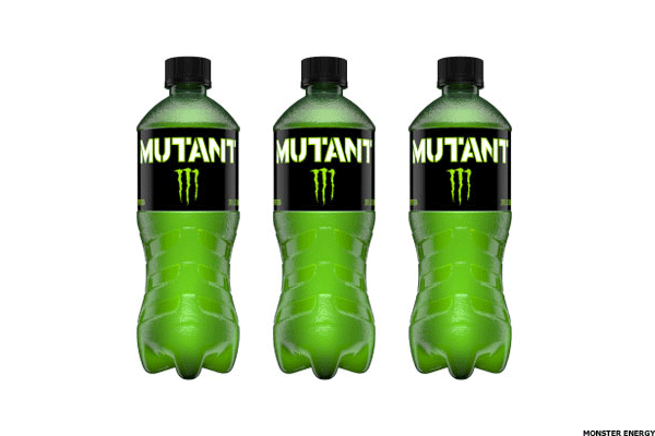 Is Pepsi's Mountain Dew About to Be Attacked by a Green Mutant?