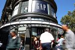 Gap's Namesake Brand Reports First Positive Comp in Years, Stock Climbs