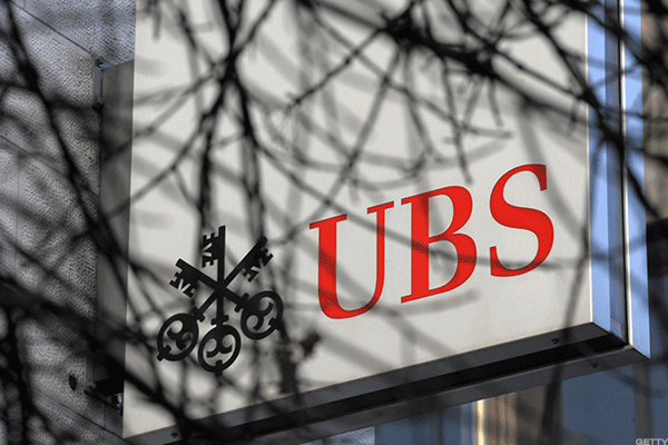 UBS Shares Continue To Slide In Europe As Sovereign Wealth Investor Heads Toward Exit