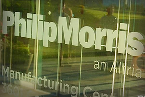 Phillip Morris Stock Gains on Bullish Piper Jaffray Initiation