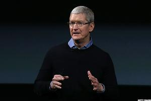 Bloomberg News' Melby Discusses Apple (AAPL) CEO Tim Cook's Compensation Over the Past Five Years