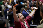 Nasdaq Visits 7,000 During Another Record Day: LIVE MARKETS BLOG