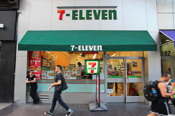 7-Eleven to Buy Sunoco Businesses for $3.3 Billion
