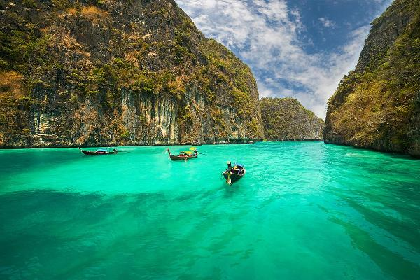 Phi Phi Don, Thailand